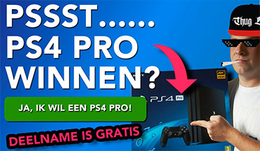 Playstation winnen
