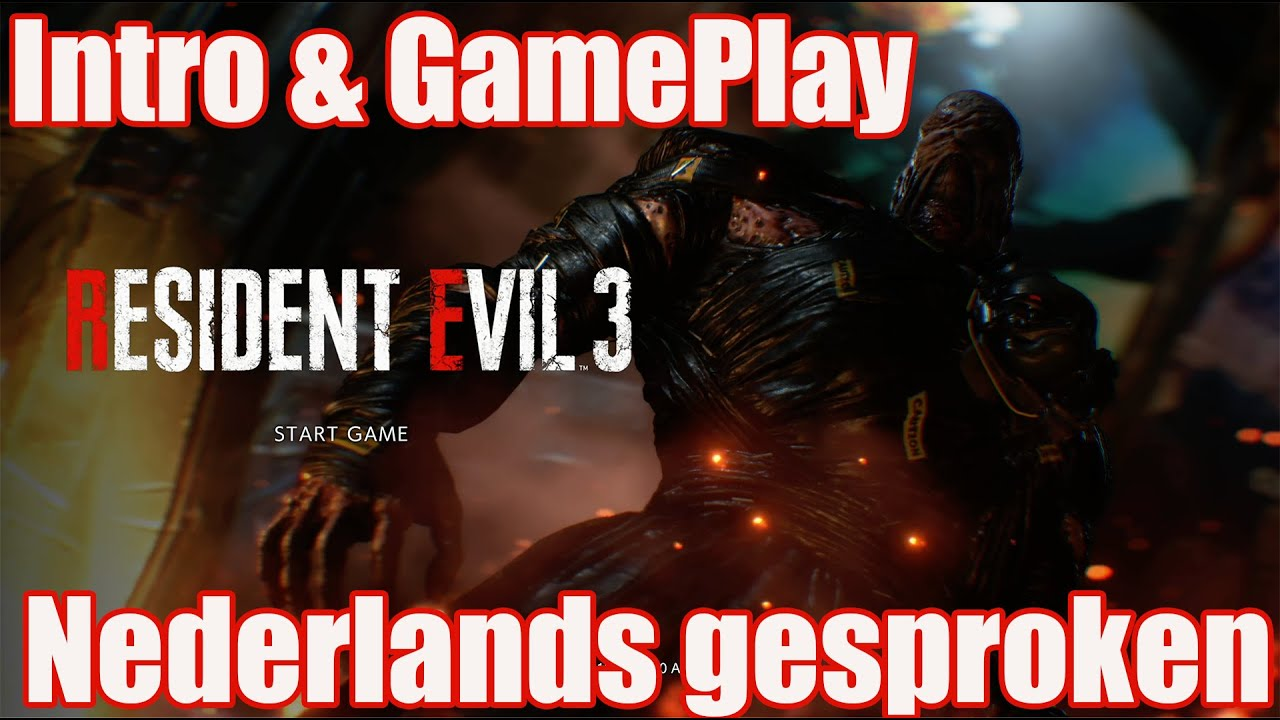 Thumbnail van  gameplay video